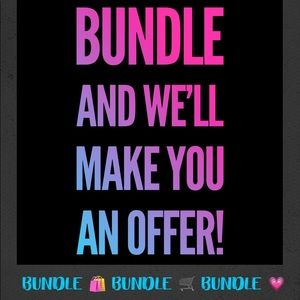 Other - BUNDLE OFFERS